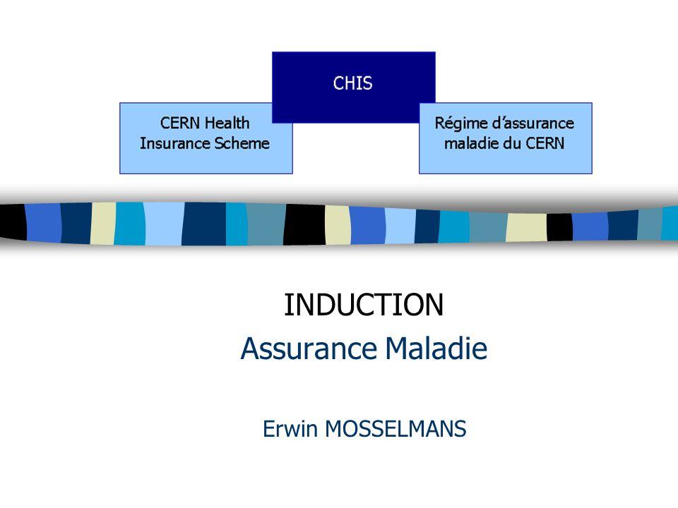 INDUCTION Assurance Maladie Erwin MOSSELMANS
