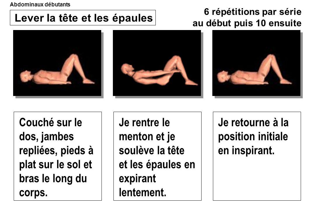 Routines motrices Renforcer les quadriceps Renforcer les quads - Expert