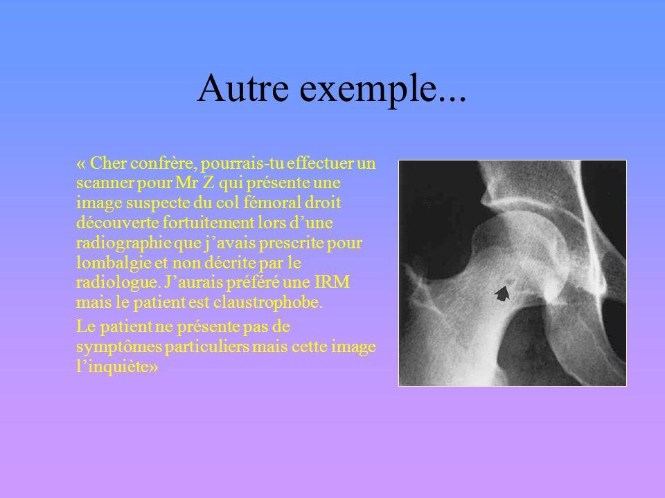 Est-ce que je demande le meilleur examen ? –Arthroscanner > IRM chez les personnes > 40 ans pour létude des lésions méniscales car elles sassocient pl