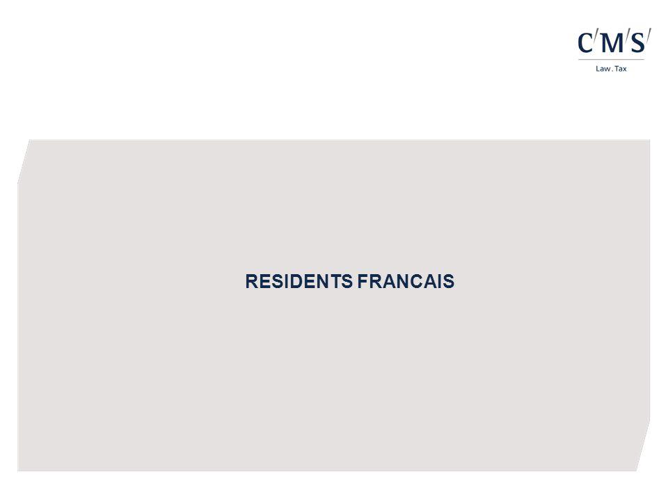 RESIDENTS FRANCAIS