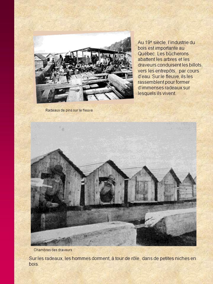 Les compagnies de construction navale ne sont pas importantes à Cap-Rouge, malgré tout, six bateaux sont construits sur les rives de la plage Jacques- Cartier de 1810 à 1838.