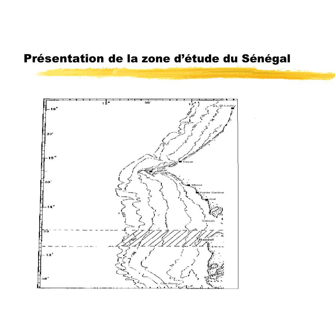 Présentation de la zone détude du Sénégal