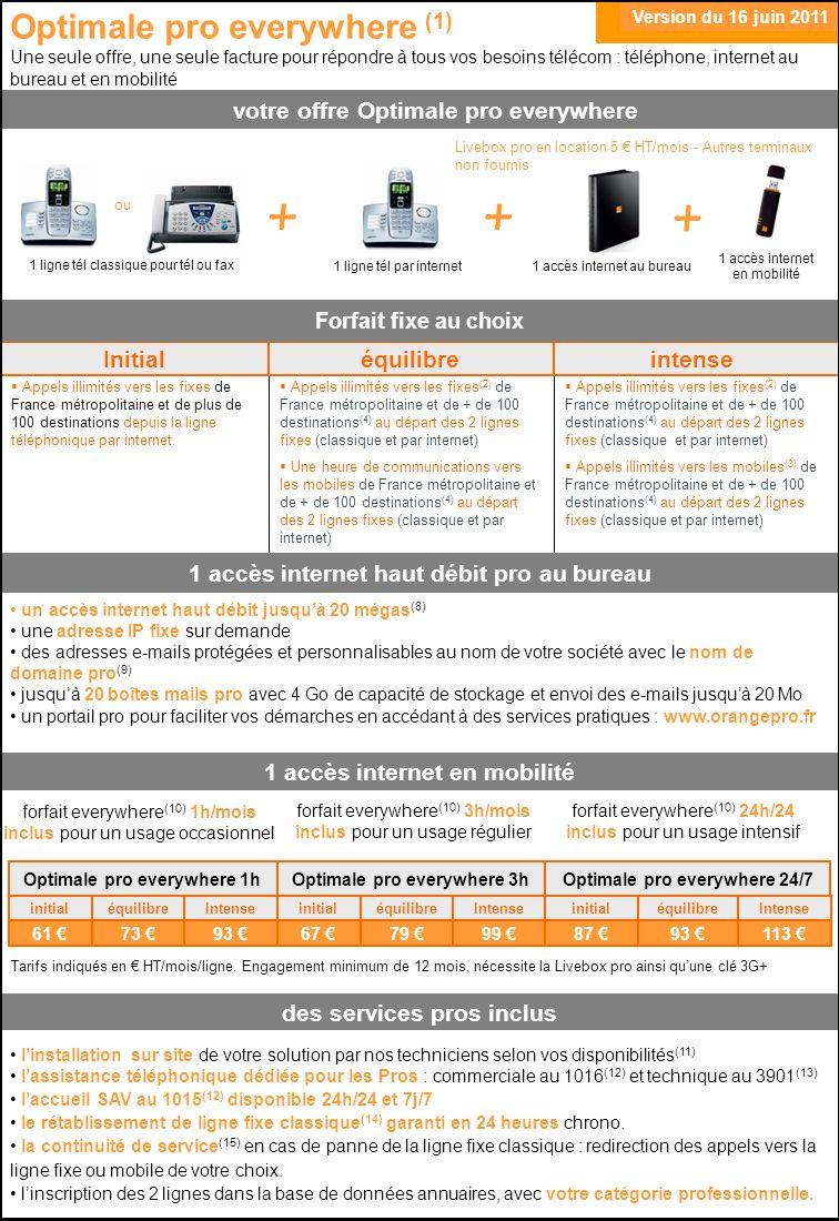 Offres soumises à conditions, valables en France métropolitaine réservées aux professionnels (sur fourniture de justificatives dactivité professionnelle) sous réserve déligibilité et de compatibilité technique et géographique et de couverture EDGE/3G/3G+ et wifi.