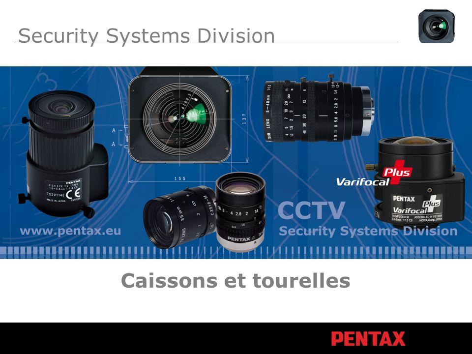 Security Systems Division Caissons et tourelles
