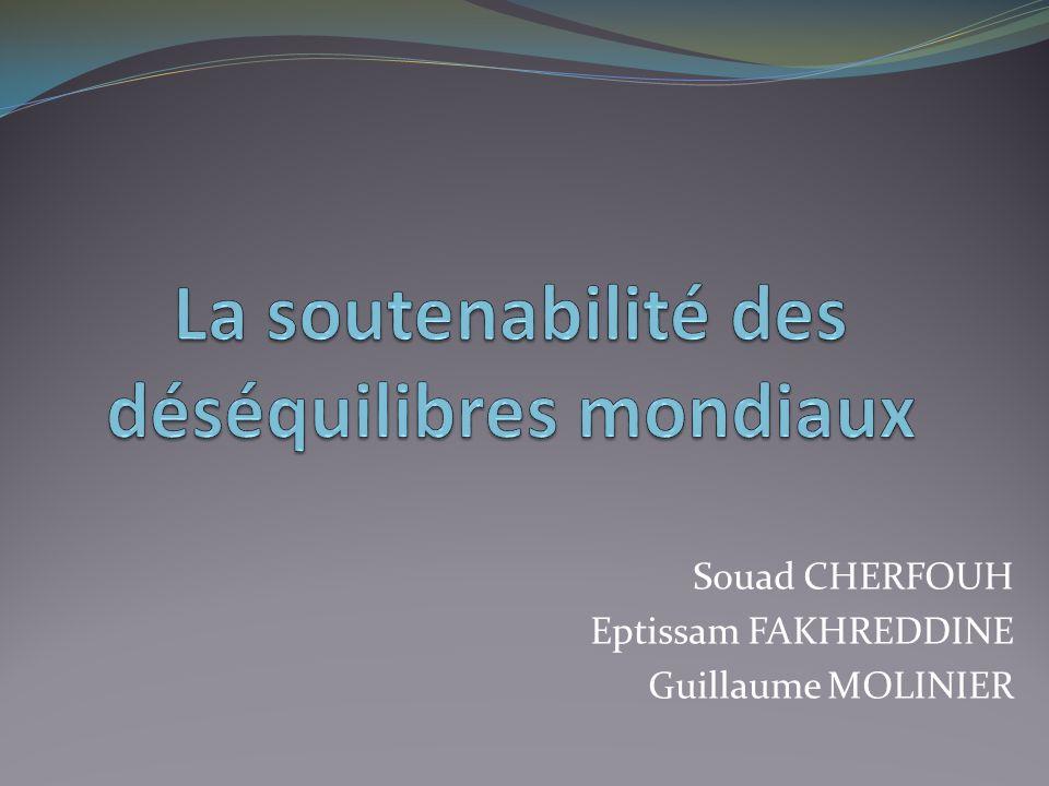Souad CHERFOUH Eptissam FAKHREDDINE Guillaume MOLINIER