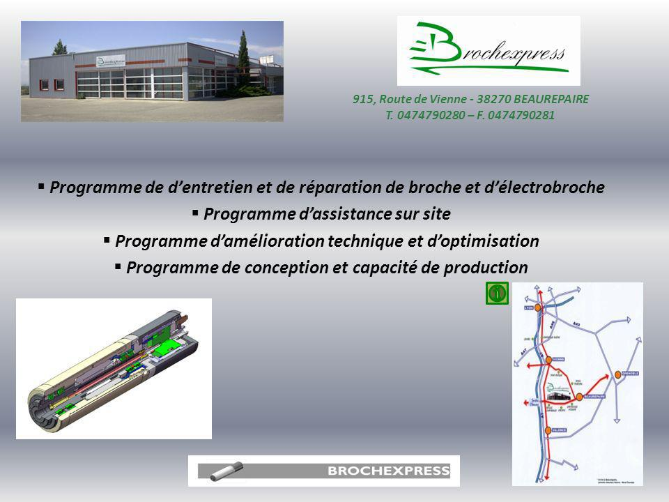 915, Route de Vienne - 38270 BEAUREPAIRE T.0474790280 – F.