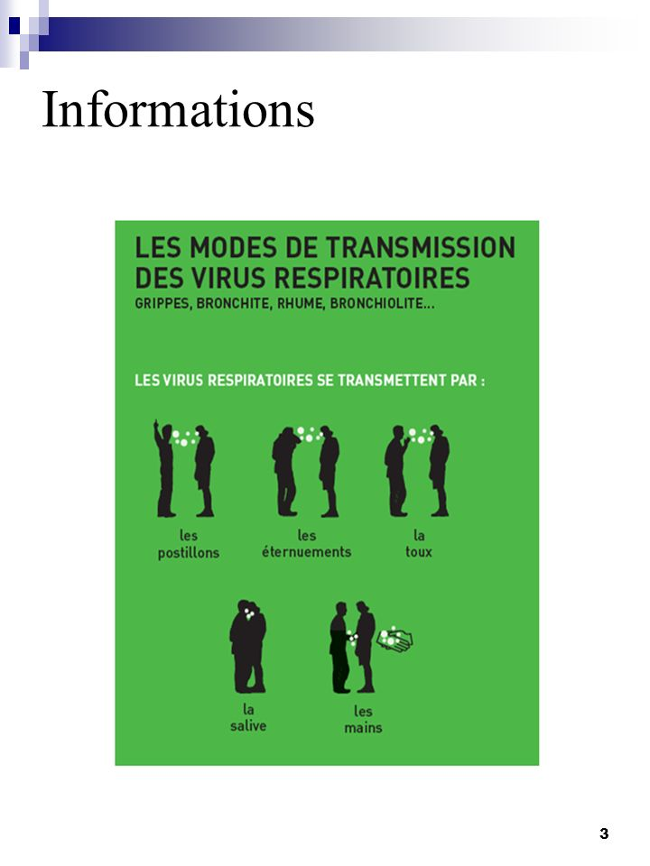 Informations 3