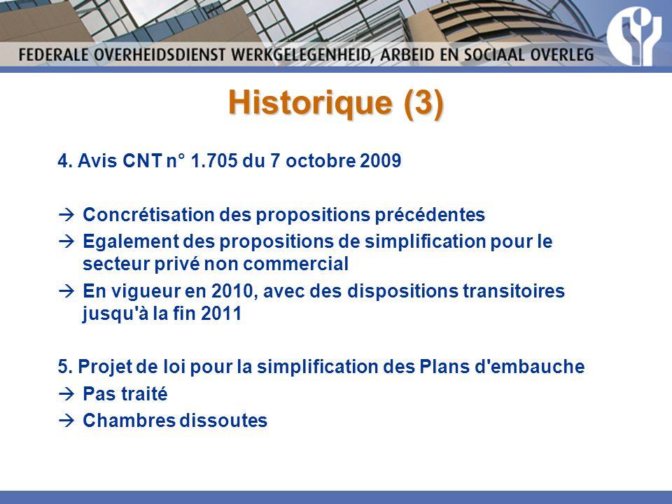 Historique (3) 4.