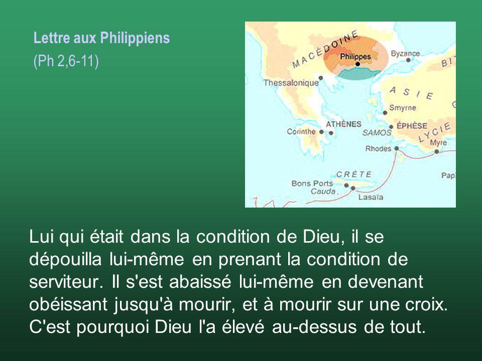 Jésus-Christ, par son abaissement - à la Crèche, à la Croix - nous révèle la vraie « toute puissance » de Dieu : celle de lAmour.