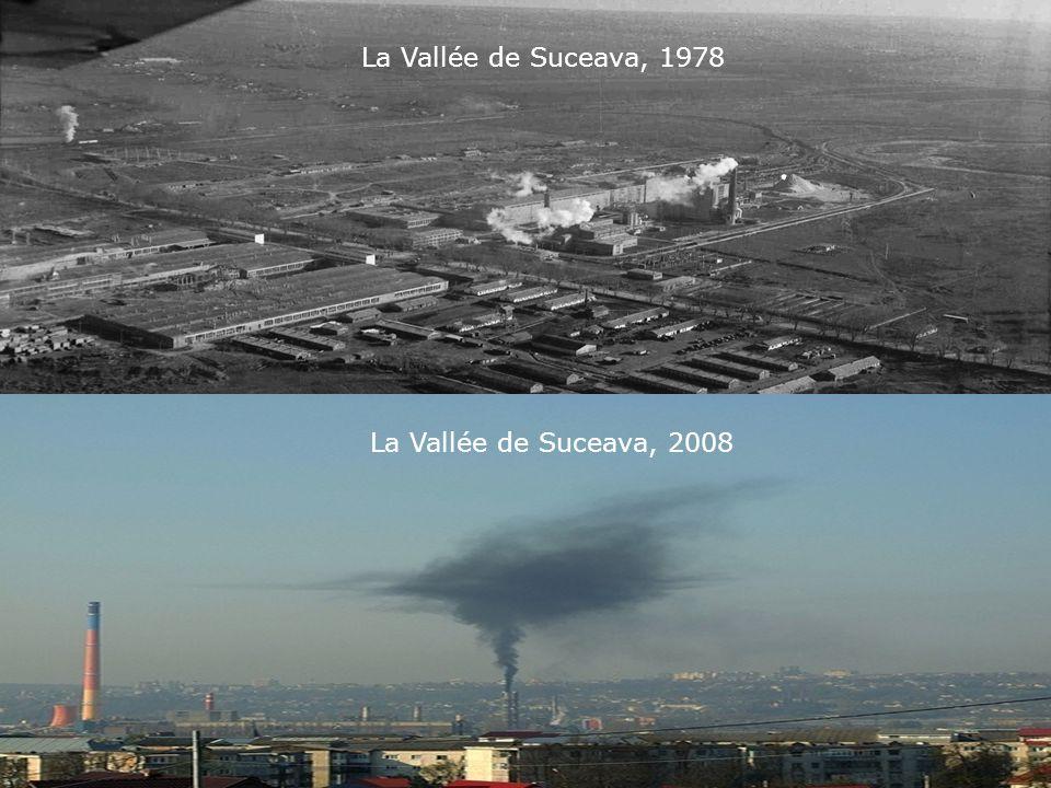 La Vallée de Suceava, 1978 La Vallée de Suceava, 2008