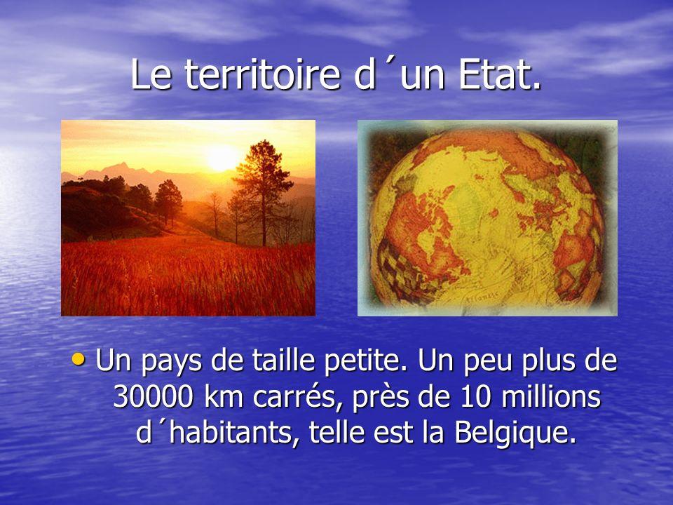 La position géografique La Belgique est disposée à l ouest de l Europe.