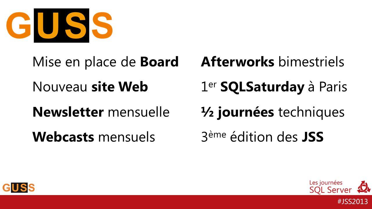 #JSS2013 …Paris 2014 ? + International + Technique + Fun