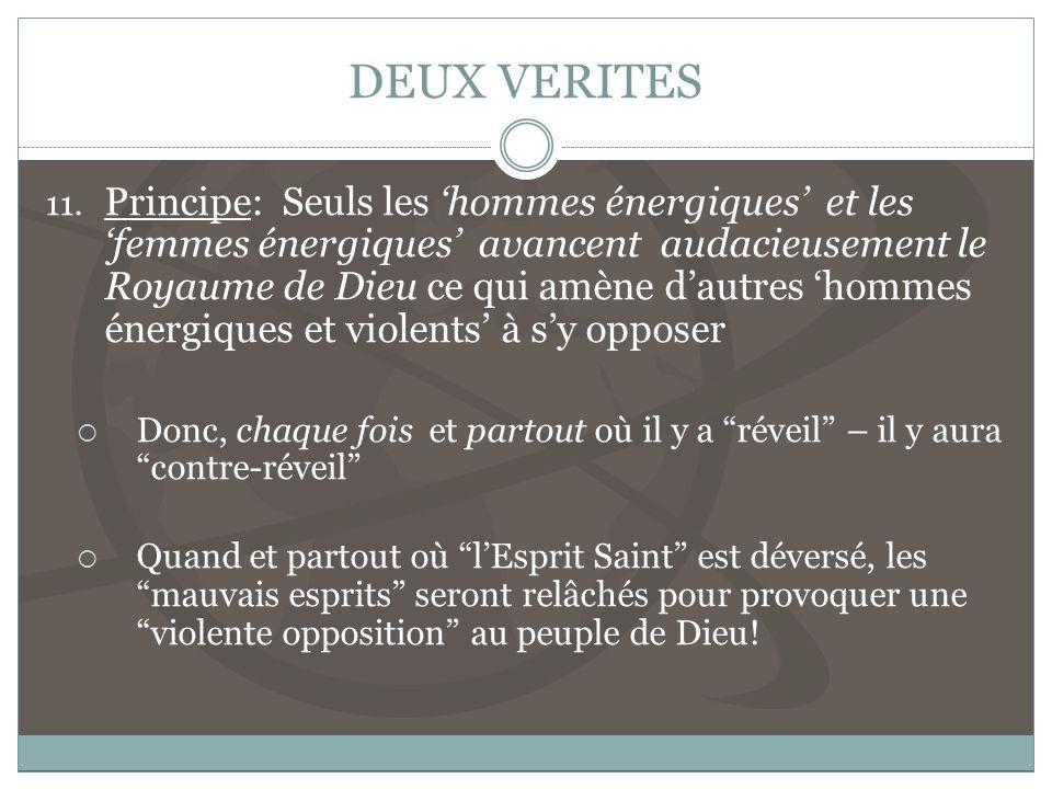 DEUX VERITES 11.