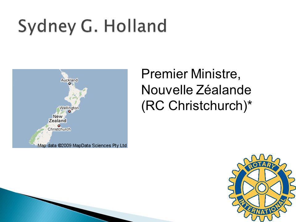 Premier Ministre, Nouvelle Zéalande (RC Christchurch)*