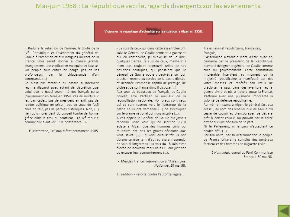 Limmigration algérienne en France : aspects démographiques.