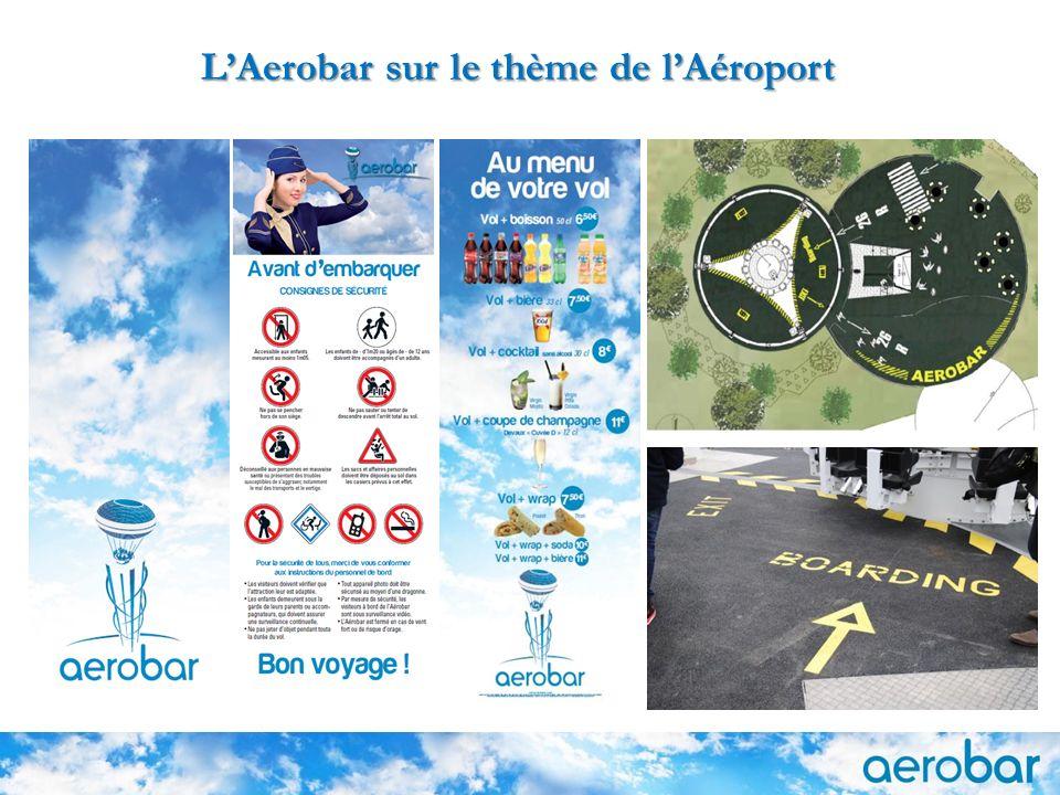 6 LAerobar sur le thème de lAéroport © AEROPHILE SAS - 05/17/2013 6