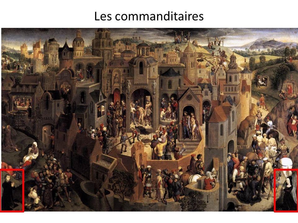 Les commanditaires