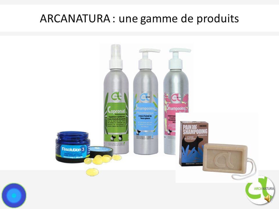 Résolution 3 TM, un produit fidèle à lengagement dARCANATURA Arcanatura sengage à vous donner des solutions innovantes naturelles et éco-responsables pour la santé des animaux.