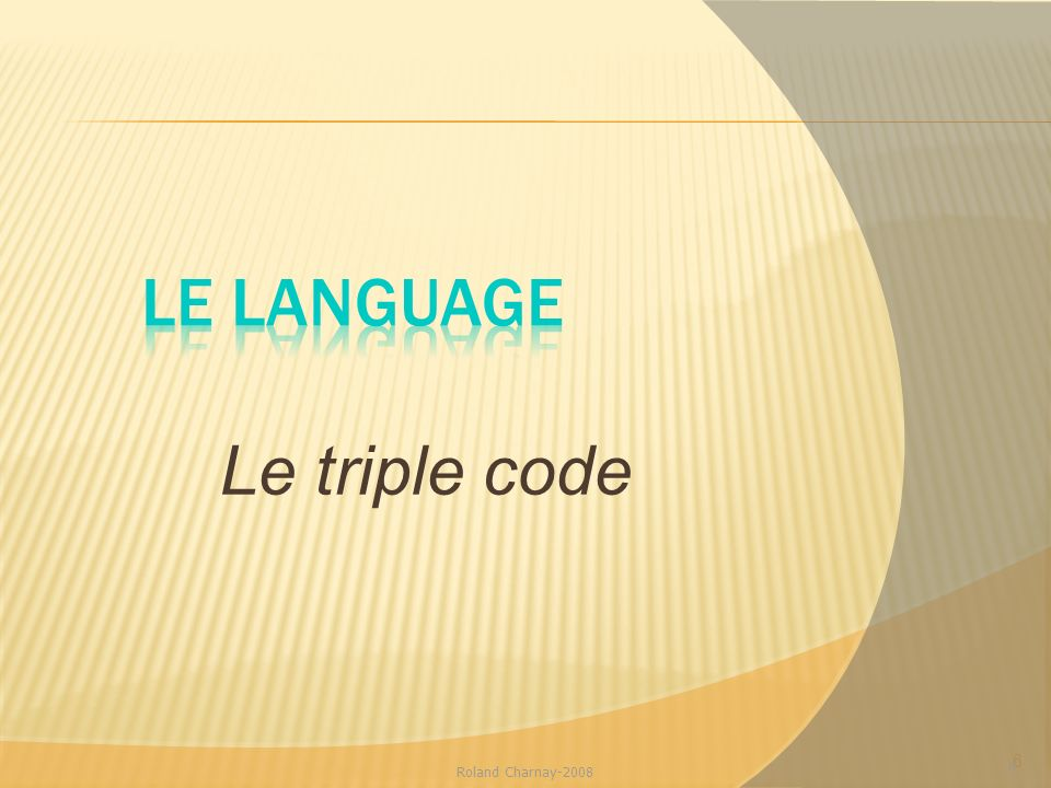 Le triple code 6 Roland Charnay-2008 6