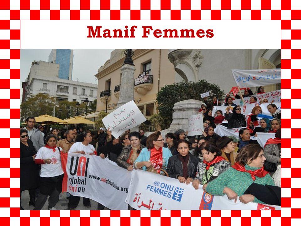 Manif Femmes