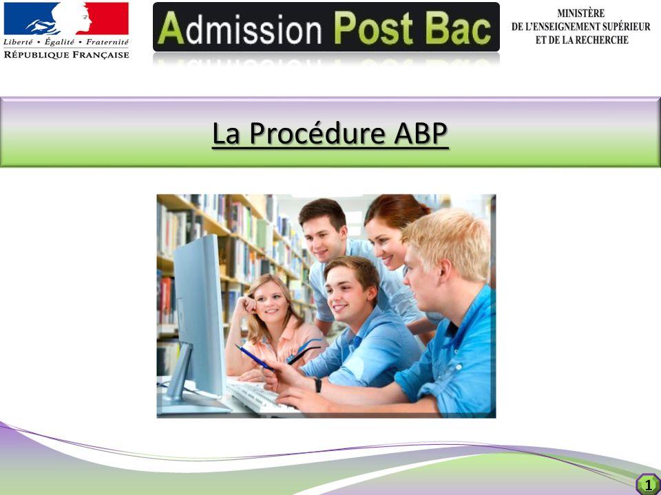 Prérequis 2 Elle permet de candidater électroniquement dans les établissements pour poursuivre ses études après le bac.