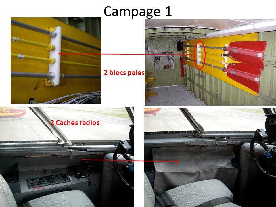 Campage 1 2 Caches radios 2 blocs pales