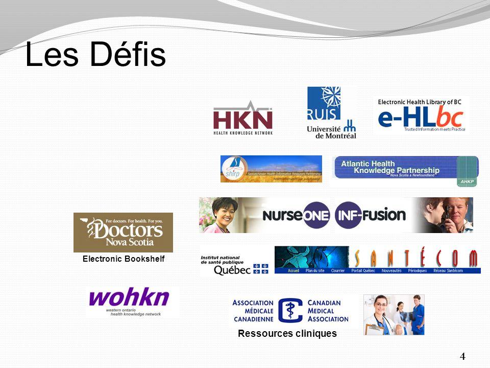 4 Les Défis Ressources cliniques Electronic Bookshelf