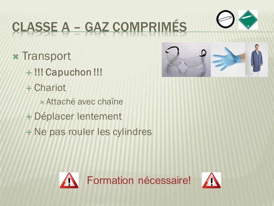 Transport !!.Capuchon !!.
