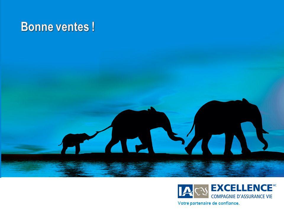 54 The elephant, symbol of our 100 years of strength and longevity Votre partenaire de confiance.