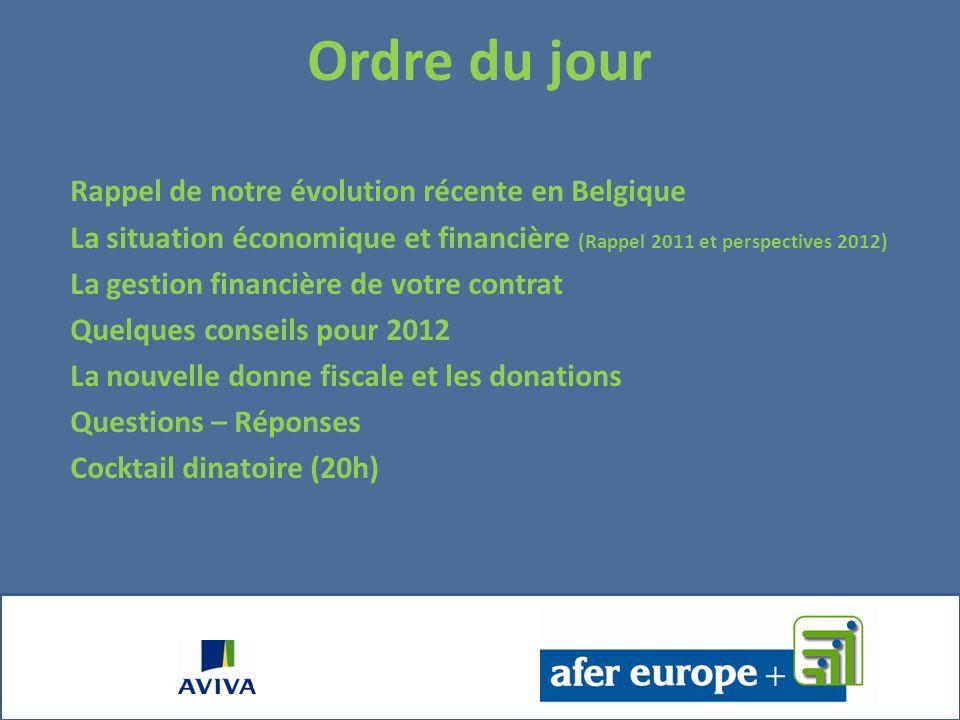 Nos conseils pour 2012 Revoyez votre clause bénéficiaire Suffisamment claire, mais pas trop explicite, elle désigne le ou les bénéficiaires des capitaux en cas de décès de ladhérent.