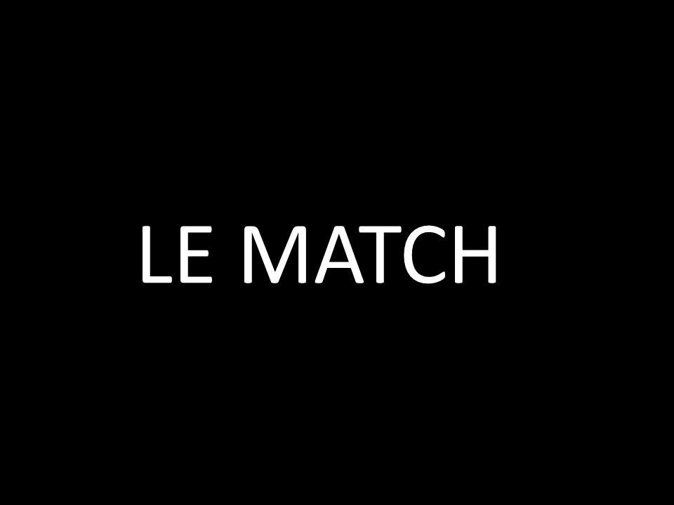 LE MATCH
