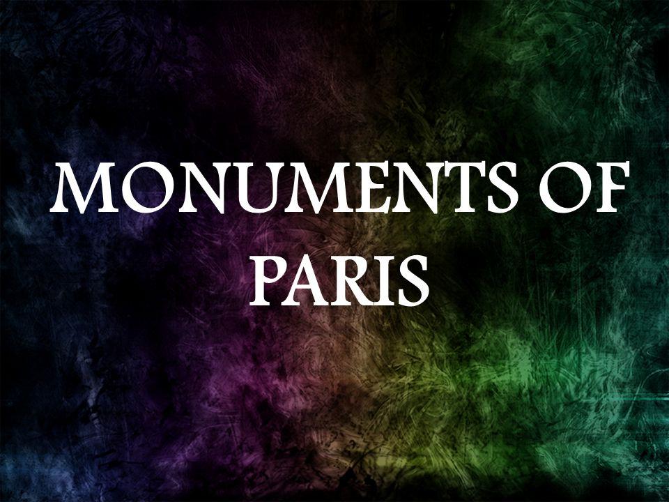 CONTENTS Eiffel Tower Notre Dame Arc De Triomphe Louvre Palace Palace Of Versailles