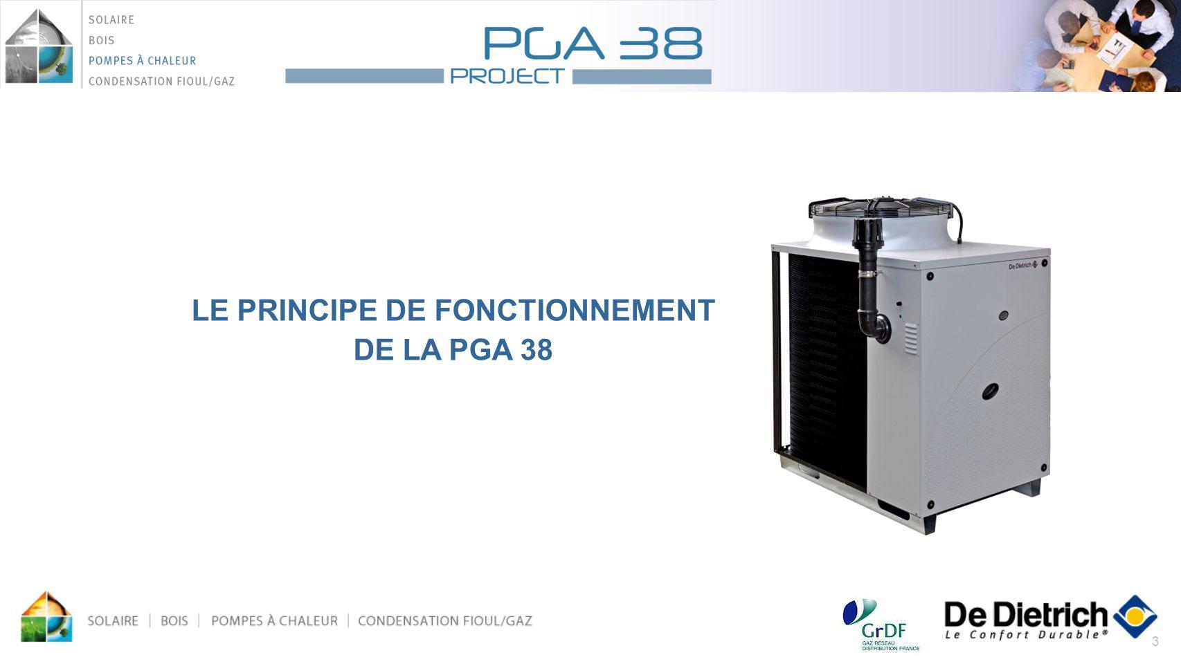 3 LE PRINCIPE DE FONCTIONNEMENT DE LA PGA 38
