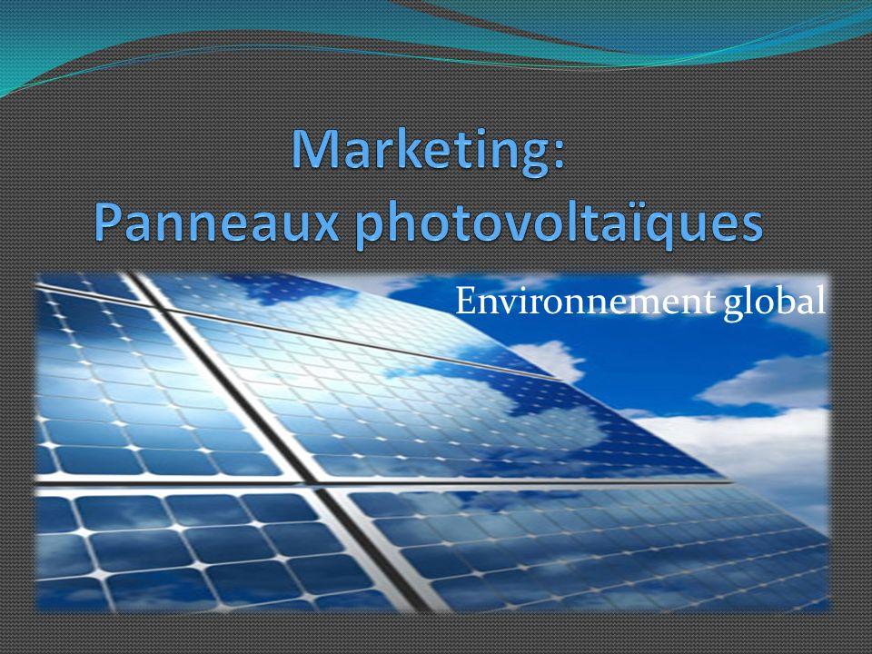 Prévention des risques sanitaires et sociaux Comme toute activité industrielle, la production des panneaux photovoltaïques est soumise à un contrôle de la part des pouvoirs publics.