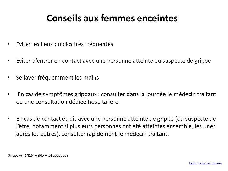 DDASS du Gard - sous comité médical CODAMUPS - 30 juillet 2009 Retour table des matières