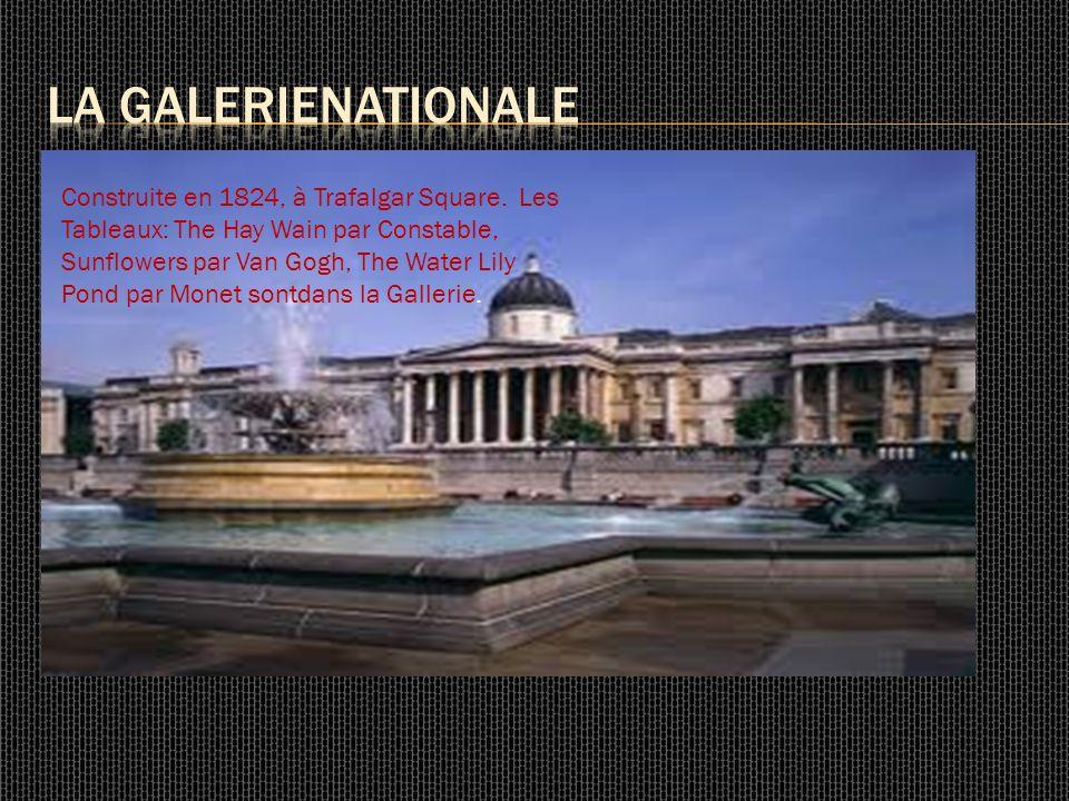 Le Musée Louvre àouvert en aout 1793 avec une exhibition de 537 tableaux. A cause des problèmes du Louvre le musée a etefermer de 1796 jusquà 1801.