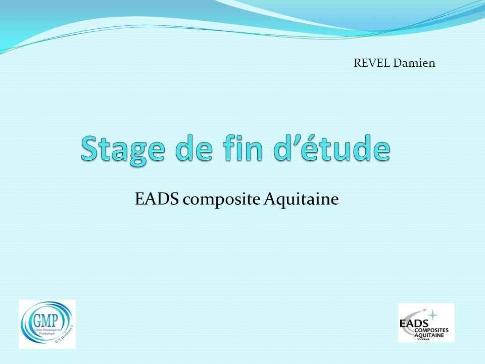 EADS composite Aquitaine REVEL Damien