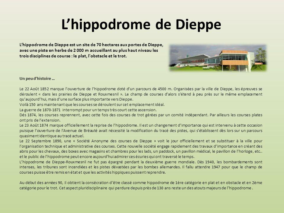 Lhippodrome de Cagnes-sur-mer Lhippodrome de la Côte d'Azur est un hippodrome implanté sur la commune de Cagnes-sur-Mer avec la mer en toile de fond.