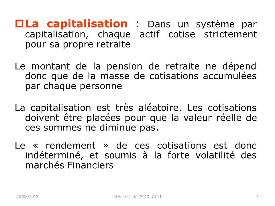 Bien que tous par répartition, les différents régimes constituant le système français sont plus ou moins solidaires.