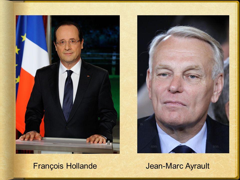 François HollandeJean-Marc Ayrault