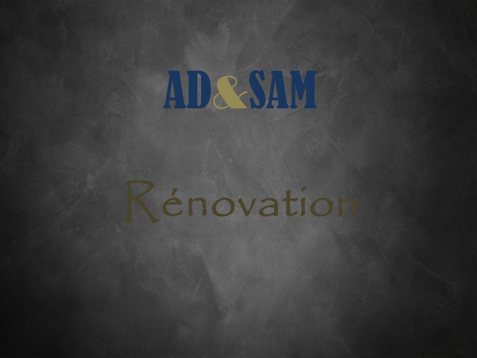 AD & SAM Rénovation