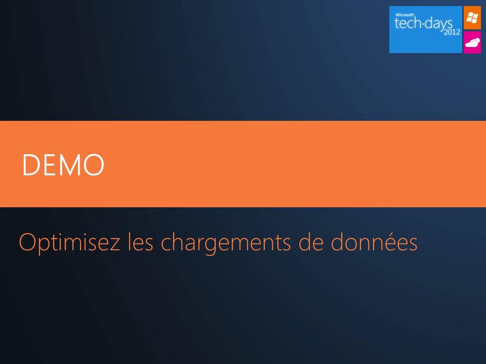 Chaque semaine, les DevCamps ALM, Azure, Windows Phone, HTML5, OpenData http://msdn.microsoft.com/fr-fr/devcamp Téléchargement, ressources et toolkits : RdV sur MSDN http://msdn.microsoft.com/fr-fr/ Les offres à connaître 90 jours dessai gratuit de Windows Azure www.windowsazure.fr Jusquà 35% de réduction sur Visual Studio Pro, avec labonnement MSDN www.visualstudio.fr Pour aller plus loin 10 février 2012 Live Meeting Open Data - Développer des applications riches avec le protocole Open Data 16 février 2012 Live Meeting Azure series - Développer des applications sociales sur la plateforme Windows Azure 17 février 2012 Live Meeting Comprendre le canvas avec Galactic et la librairie three.js 21 février 2012 Live Meeting La production automatisée de code avec CodeFluent Entities 2 mars 2012 Live Meeting Comprendre et mettre en oeuvre le toolkit Azure pour Windows Phone 7, iOS et Android 6 mars 2012 Live Meeting Nuget et ALM 9 mars 2012 Live Meeting Kinect - Bien gérer la vie de son capteur 13 mars 2012 Live Meeting Sharepoint series - Automatisation des tests 14 mars 2012 Live Meeting TFS Health Check - vérifier la bonne santé de votre plateforme de développement 15 mars 2012 Live Meeting Azure series - Développer pour les téléphones, les tablettes et le cloud avec Visual Studio 2010 16 mars 2012 Live Meeting Applications METRO design - Désossage en règle d un template METRO javascript 20 mars 2012 Live Meeting Retour d expérience LightSwitch, Optimisation de l accès aux données, Intégration Silverlight 23 mars 2012 Live Meeting OAuth - la clé de l utilisation des réseaux sociaux dans votre application Prochaines sessions des Dev Camps