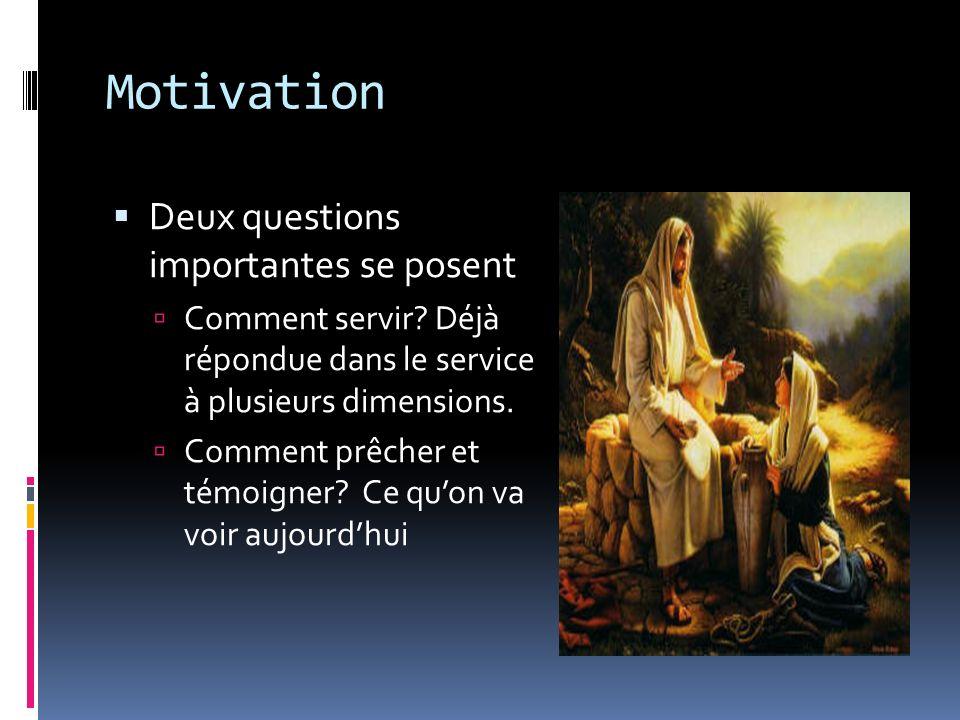 Références 1. Evangile selon St. Jean 2. Cours dabouna Daoud Lamei, « How to Witness ».