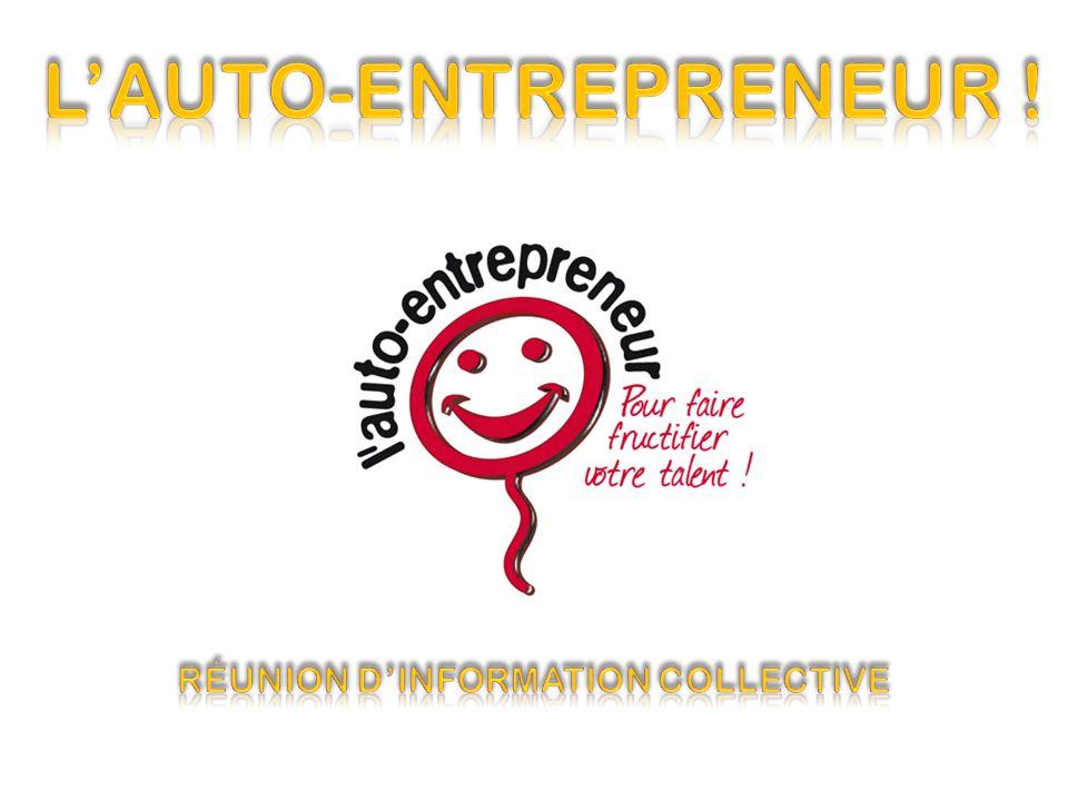 Pourquoi cette présentation .La déclaration en auto-entrepreneur est rapide et facile ...
