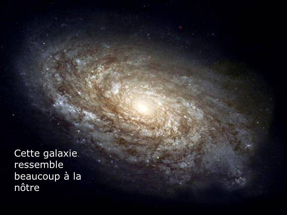 Cette galaxie ressemble beaucoup à la nôtre