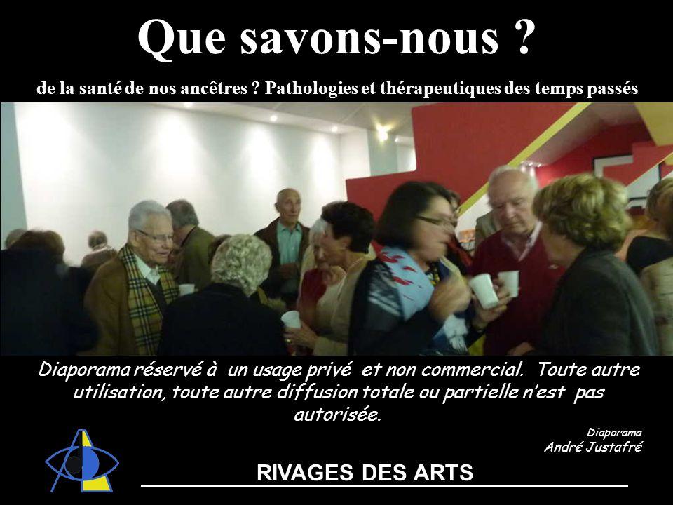 Théâtre de lArchipel Que savons-nous . de la santé de nos ancêtres .
