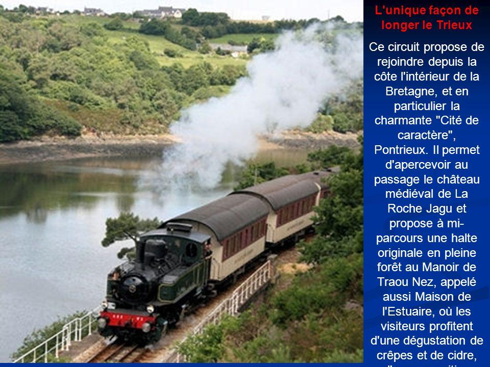 Au-delà des frontières Voici le tout dernier né des trains touristiques : le Transflandres. Il permet de se rendre à partir de Lille à Bruges et Osten