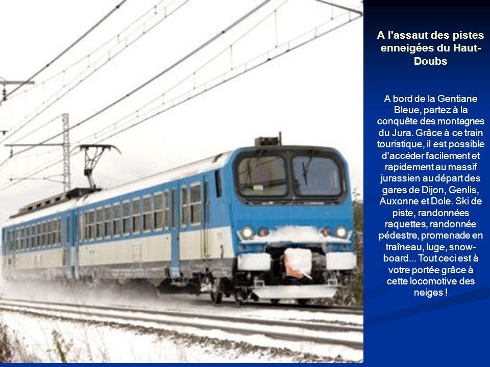 Les Vosges Alsaciennes à bord d'un train à vapeur Les Vosges Alsaciennes à bord d'un train à vapeur C'est sur la ligne de Cernay à Sentheim, inaugurée