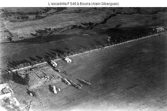 Lescadrille F 546 à Bouira (Alain Gibergues)