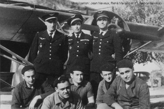 Rappelé au GAO 1/585, le sergent réserviste Gérard Delorme, de Sidi-Bel-Abbès, vole sur Potez 25 (Jacqueline Delorme)